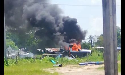 Explota carro cargado con explosivos en Arauquita