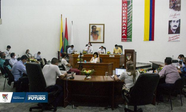 Instalado segundo periodo de sesiones extraordinarias en la Asamblea
