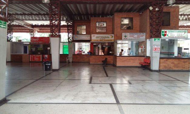 La terminal de transporte de Arauca retoma sus actividades