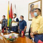 Asamblea departamental culminó el segundo periodo de sesiones extraordinarias