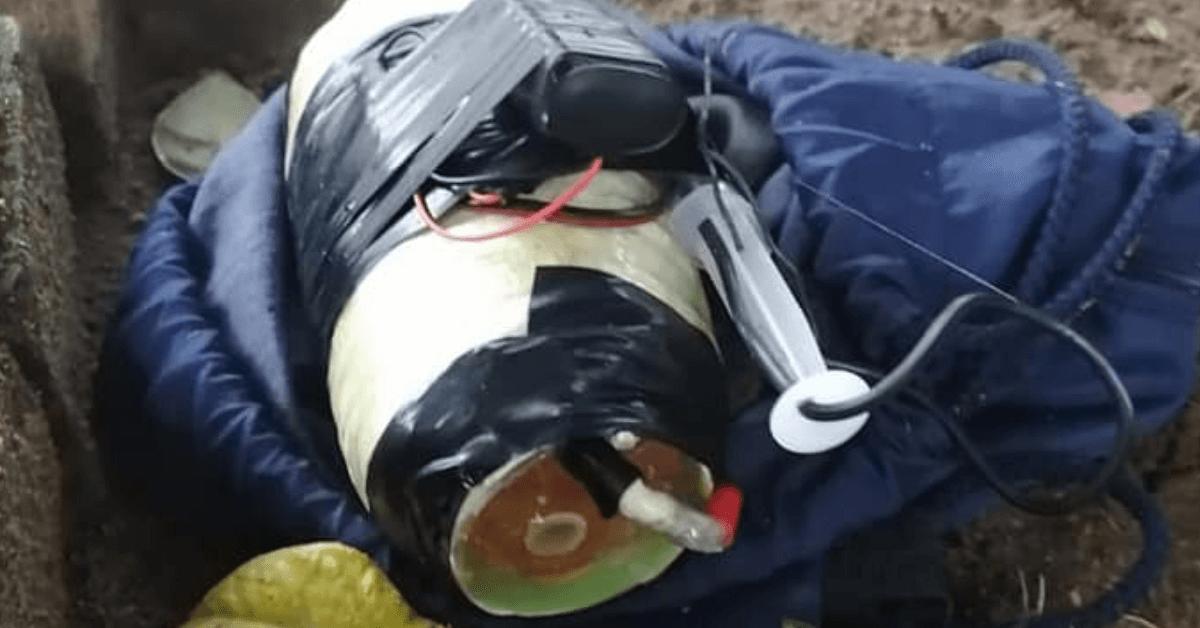 capturan en tame un presunto guerrillero mientras transportaba explosivo