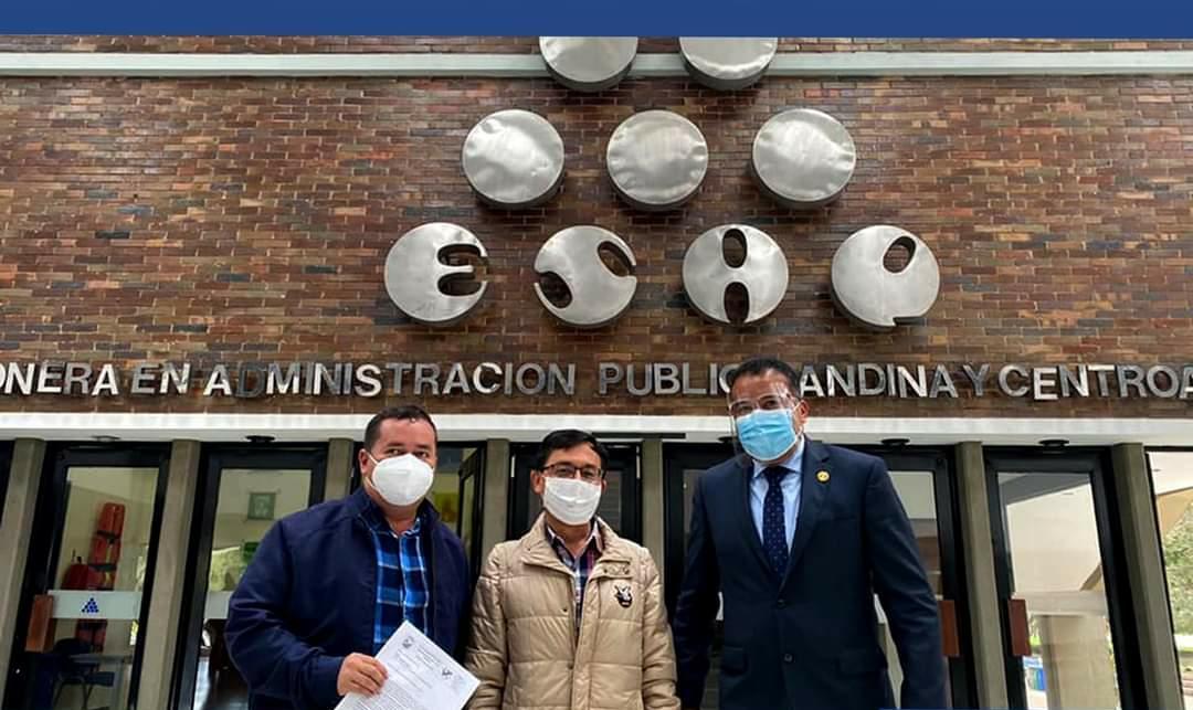 Alcalde de Fortúl, Javier Cabrera radicó solicitud para tener una sede de la Esap en ese municipio
