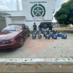 CONDENAN A LOS RESPONSABLES DE TRANSPORTAR GASOLINA DE CONTRABANDO EN EL DEPARTAMENTO
