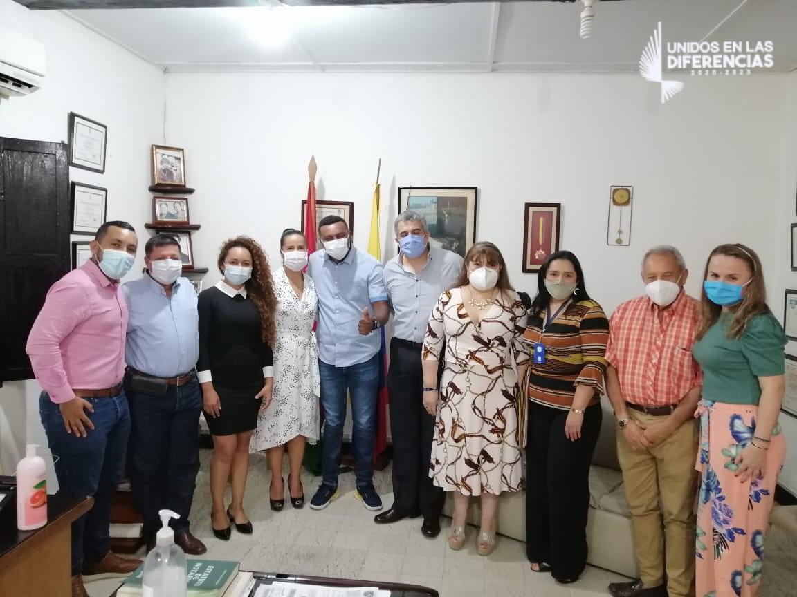 SE DONÓ TERRENO PARA LA CONSTRUCCIÓN DEL PALACIO DE JUSTICIA EN SARAVENA