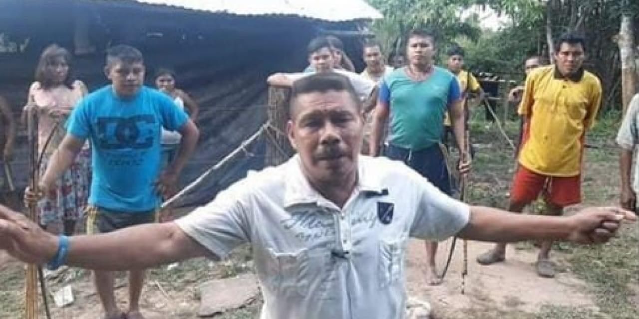 DESPUÉS DE DOS MESES SE RECUPERÓ EL CADÁVER DEL GOBERNADOR INDÍGENA