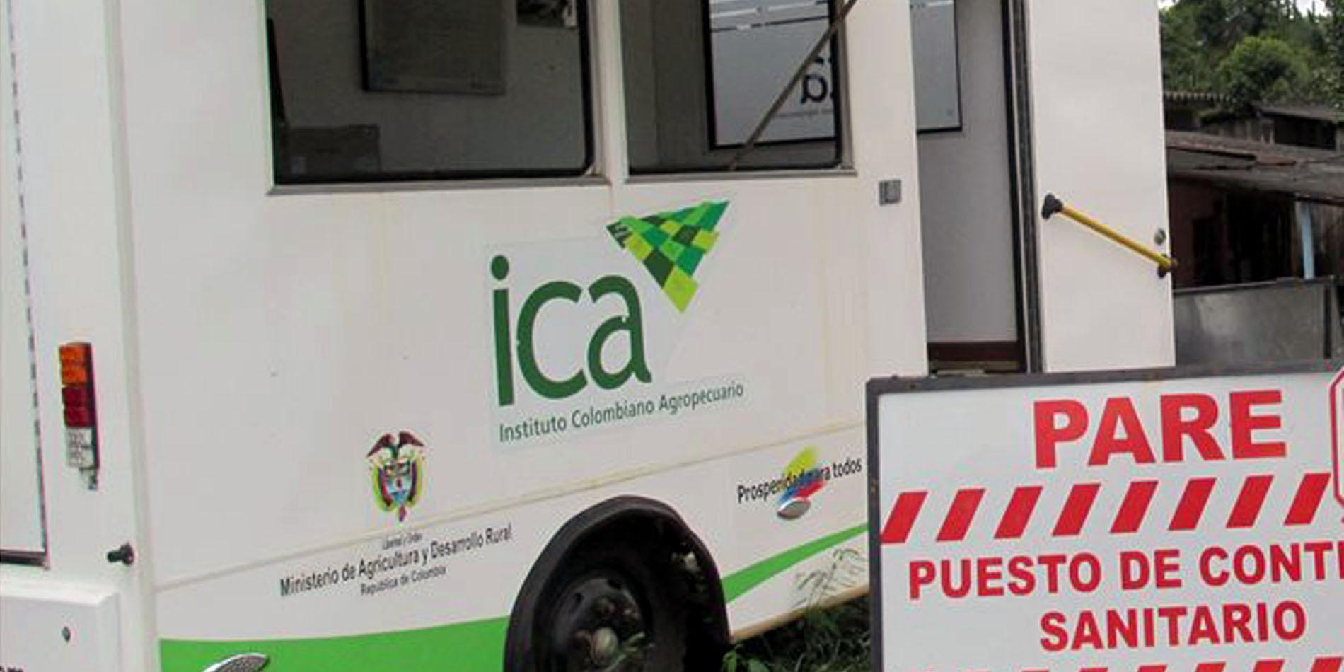 FUNCIONARIOS DEL ICA EN PANAMÁ DE ARAUCA, ESTARÍAN TRABAJANDO CON COVID-19