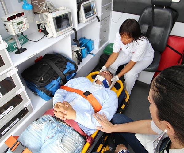 EL SERVICIO DE ATENCIÓN PRE HOSPITALARIA APH VUELVE A FUNCIONAR EN ARAUCA