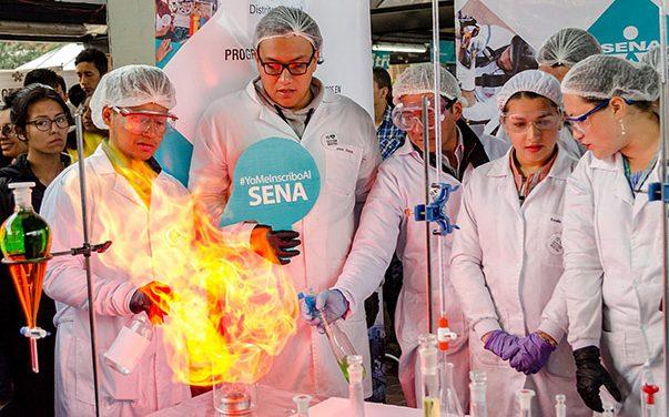 SENA ABRE INSCRIPCIONES  PARA EL 2021, CONOZCA LA OFERTA