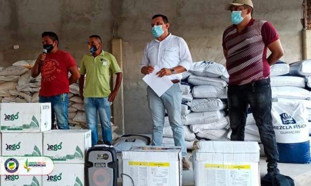 Tras inundaciones, familias en Saravena reciben ayuda por parte de la Alcaldía