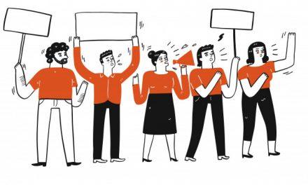 Líderes comunales protestaron contra la empresa petrolera Telpico