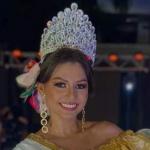 Sanddy Cruz, nueva reina Santa Bárbara de Arauca