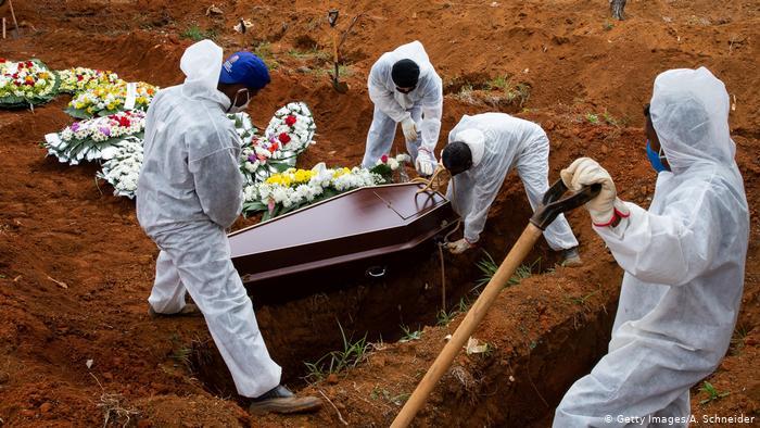 16 personas fallecidas por Covid-19 en Arauca en lo que va del 2021