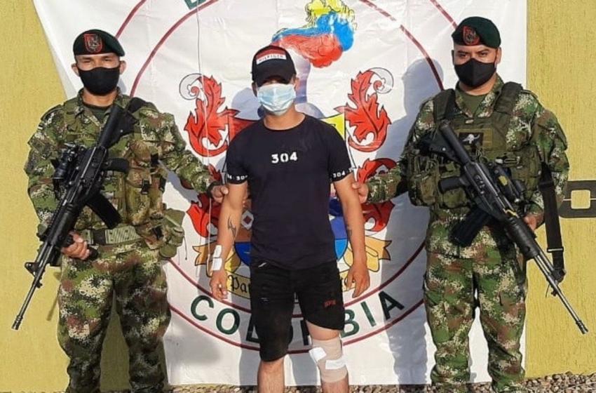 En Puerto Jordán fue capturado alias 'Mono'