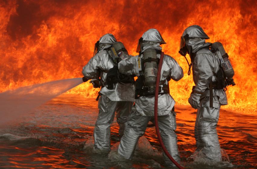 ¡Por fin! Se conformó el cuerpo oficial de bomberos en Cravo Norte