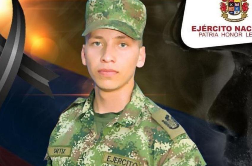 Un soldado muerto deja enfrentamiento entre Ejército y disidentes de las Farc