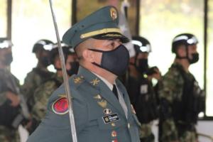 El señor coronel Martin Ricardo Martínez Aldana, asume el nuevo reto en su carrera militar de comandar la Décima Octava Brigada.