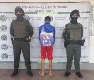 La captura es materializada en actividades de vigilancia y control por parte de la patrulla del cuadrante cuando se percatan del hecho.