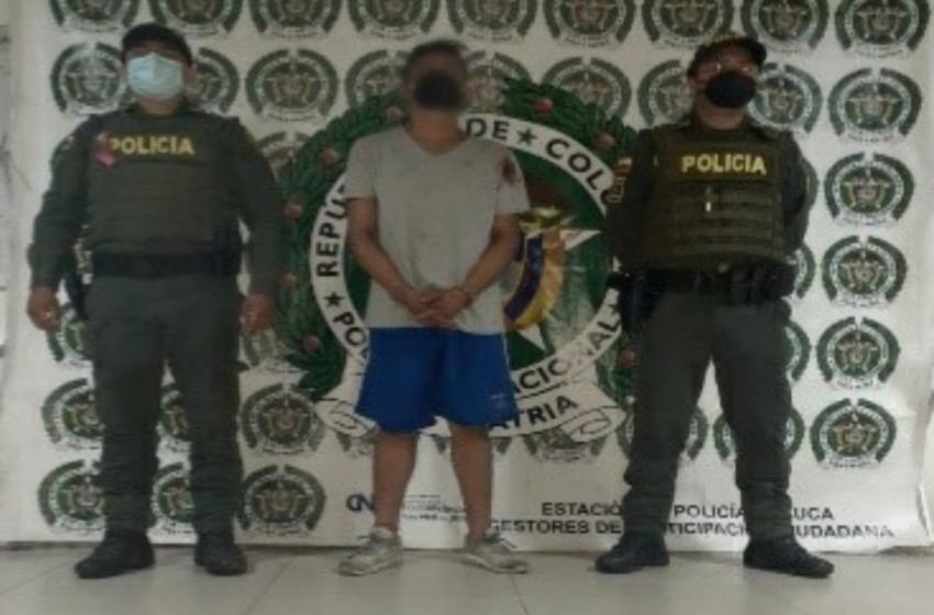 Delincuente robó el celular de un niño de 10 años en Arauca y por fortuna fue capturado.